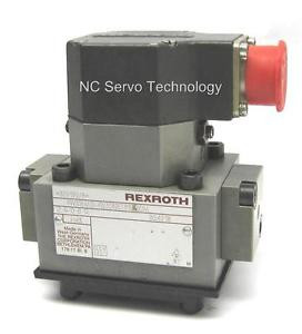Rexroth 4WS2EM10-42/30B2ET315K8DM Servo Valve Rebuilt w/Warranty