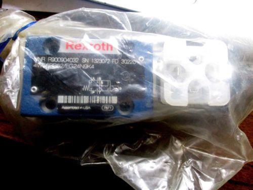Origin REXROTH DIRECTIONAL CONTROL VALVE 4WE6RB62/EG24N9K4