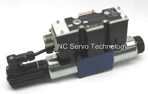 Rexroth 4WREE6W32-22/G24K31/A1V Proportional Valve R900911004 Rebuilt w/Warranty