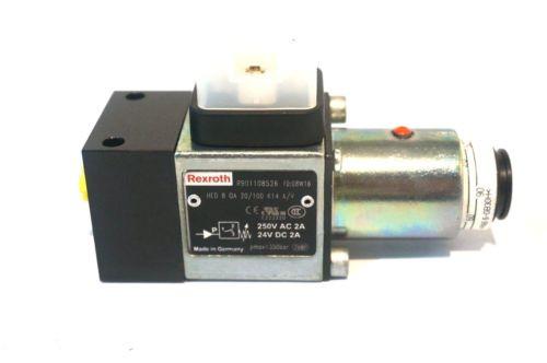 Origin REXROTH R901108526  VALVE HED-8-0A-20/100-K14-A/V