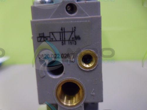 REXROTH 0820022026 VALVE Origin NO BOX