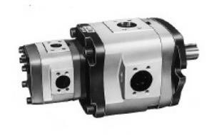 NACHI Mexico IPH-23B-6.5-16-11  IPH Series Double IP Pump