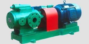 3GBW series insulation three screw pumps