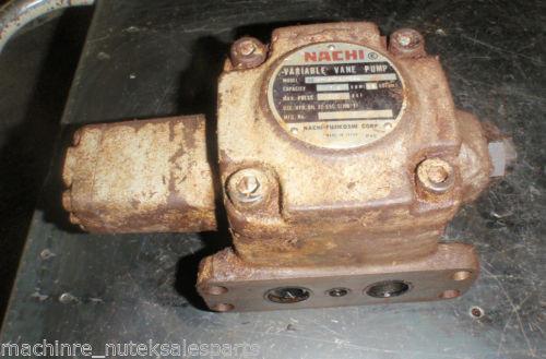 Nachi Variable Vane Pump VDR-1A-1A3-E22 _ VDR1A1A3E22