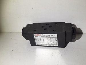 NACHI MODULAR VALVE OCP-G01-W1-21 Origin NO BOX