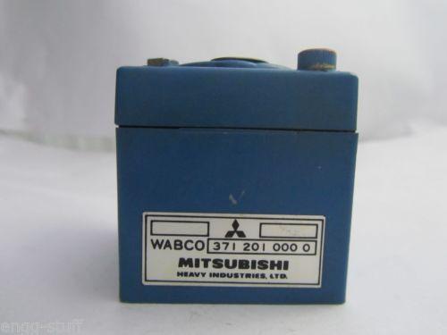 REXROTH/WABCO Pneumatik - Marine # 371 201 000 0, 3/2-Way Valve NO, Pneum Energ