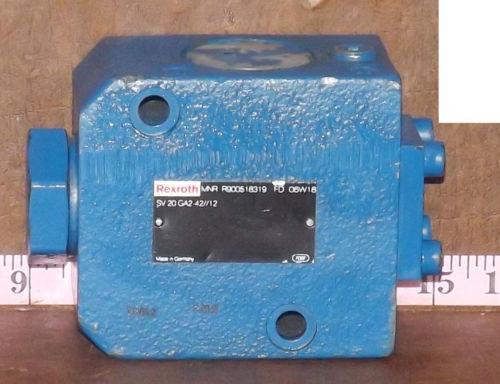 1 Origin REXROTH R9005 18319 PILOT OPERATED CHECK VALVE NNBMAKE OFFER