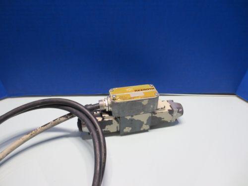 REXROTH SOLENOID VALVE 4WE6E51/AW120-60ND/5V