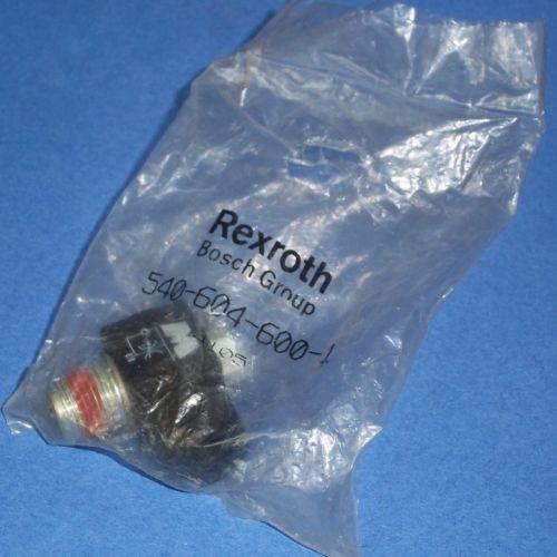 REXROTH 150 PSIG 3/8#034; NPTF RIGHT-ANGLE FLOW CONTROL VALVE, 540-604-600-1 Origin