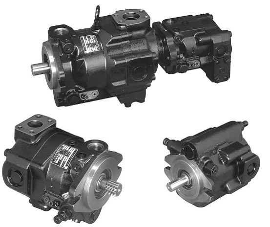 Plunger PV series pump PV20-2R5D-F00