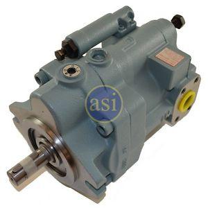 PVS-2B-35N3-E13 Nachi Piston Hydraulic Pump 35CC 7/8#034; Shaft Standard Compensator