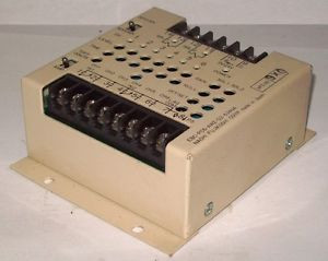 Nachi Hydraulic Valve Amplifier EBC-PC6-AWZ-D2-6340A