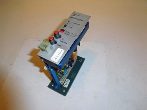 Rexroth VT5002-25-R5E Hydraulic Proportional Card for Valve