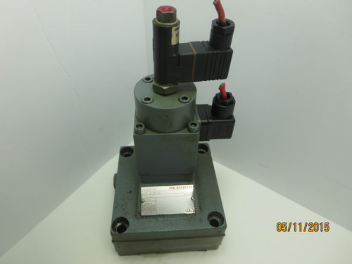 Rexroth Valve 2FRE16-40/125L USED