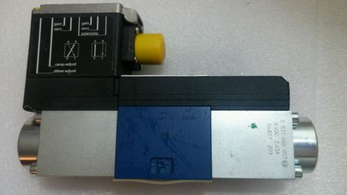 Origin BOSCH REXROTH 0811404153 Proportional Solenoid Actuated Directional Valve
