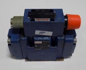 REXROTH HYDRAULIC VALVE 3DR 10 P5-61/200Y/00M