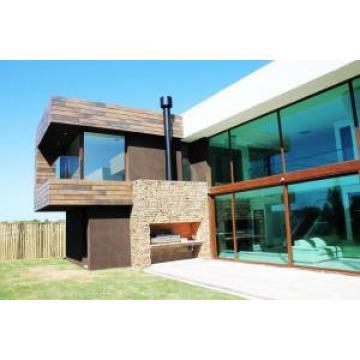 Luxury Japan Prefab Steel Houses Prefabricated Smart House AS / NZS , CE Standard