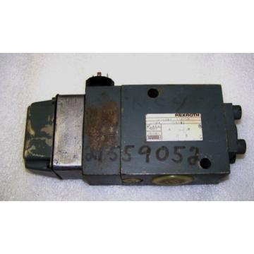 REXROTH SL 20 GB3-250250 HYDRAULIC VALVE