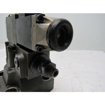 Rexroth DBW20B2-32/315XUW120-60NZ45V/12 Pilot Operated Pressure Relief Valve