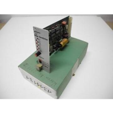 Rexroth Mexico Singapore Prop. Verstärker VT-3014 VT3014 S35 R5 Top Zustand