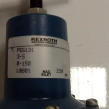 Rexroth France Italy Press Regulator P-55131