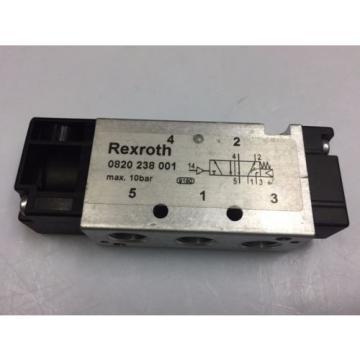0820238001 Australia India Aventics/ Rexroth 5/2-1/8 in Pneumatic Directional Control Valve