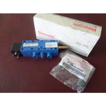 Rexroth, Canada Japan Type 740, PW-067716-00001, Valve