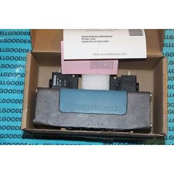 Bosch USA Germany Rexroth R432006292 Ceram Solenoid Valve 12VDC New