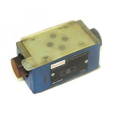 REXROTH Z2S-6-1-64/V HYDRAULIC CHECK VALVE R900347504 Z2S6164V