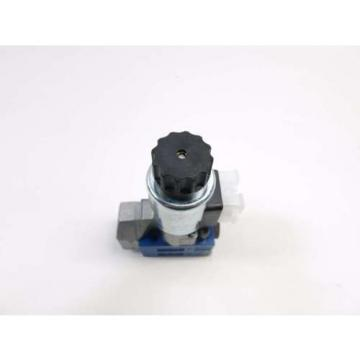 REXROTH R900050409 M-2SEW6P36/420MG24N9K4/V 24V-DC SOLENOID VALVE D525269