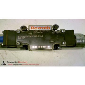 REXROTH R978911574 HYDRAULIC DIRECTIONAL CONTROL VALVE #147676