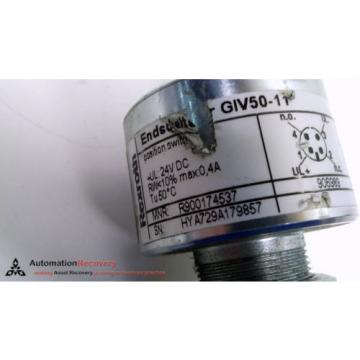 REXROTH R900920084 WITH ATTACHED R900174537 DIRECTIONAL SPOOL VALVE #222061