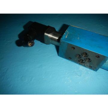 Rexroth DF30-ZA10 Sandwich D03 Hydraulic Relief Valve