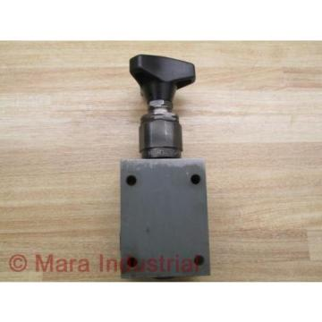 Rexroth Mexico India DBDH6 G16315/12 Pressure Relief Valve - Used