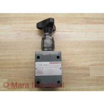 Rexroth DBDH6 G16315/12 Pressure Relief Valve - Used