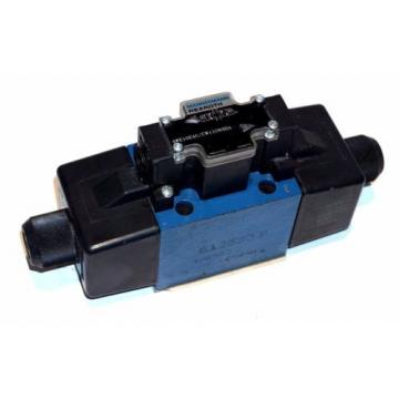 Origin MANNESMANN REXROTH 4WE10E40/CW110N9DA DIRECTIONAL VALVE