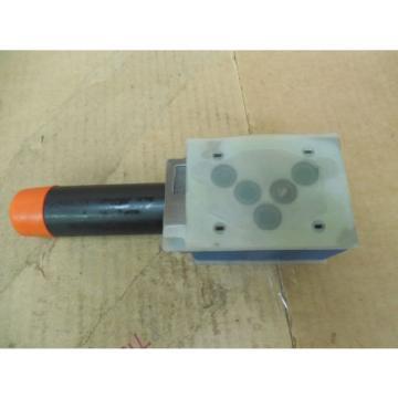 Mannesmann Rexroth Pressure Reducing Hydraulic Valve ZDR 10 DA2-54/150 origin