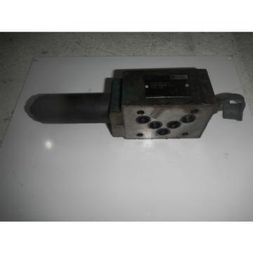 Rexroth ZDR10DA2-51/75Y/12 D05 Hydraulic Reducing Control Valve