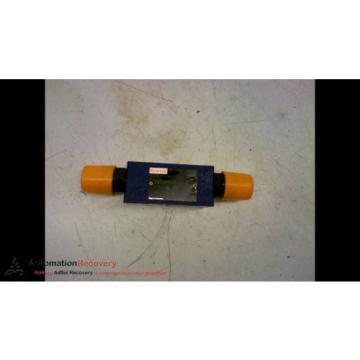 REXROTH Z2FS 6-2-44/2QV FLOW CONTROL VALVE #167098