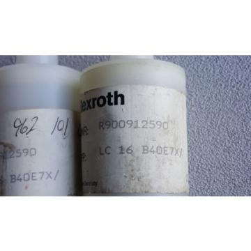 Rexroth Hydraulics Logic Valve LC 16 B05E7X   Lots of 2