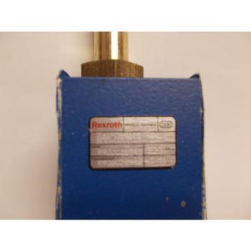 REXROTH HYDRAULIC VALVE 320PZR 025 HGXL 800-V8O-M R928025345 320 BAR G R9280369