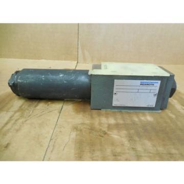 Rexroth Mannesmann Hydraulic Valve ZDR 6 DP2-41/75YM/12 ZDR6DP24175YM12 origin