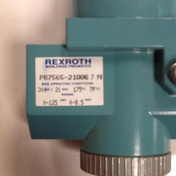 Rexroth Korea Italy Air Regulator With PSI Gauge PR-007567-23002