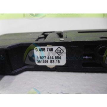 REXROTH Mexico Canada 0496748 VALVE *NEW NO BOX*