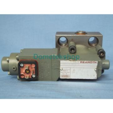 Hydronorma Rexroth DRECH-30/150 SO 82 496695/8 Hydraulic Valve