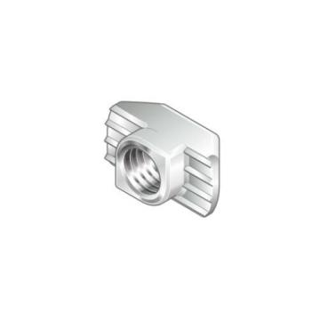 M5 India Canada T Nut 8mm Slot Galvanized Steel   Genuine Bosch Rexroth   Choose Pack Size