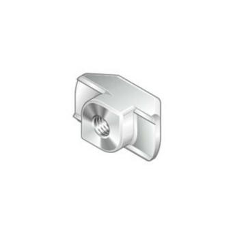 M8 Japan Italy T Nut 10mm Slot Galvanized Steel   Genuine Bosch Rexroth   Choose Pack Size