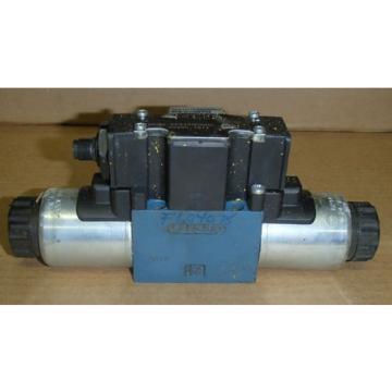 Mannesmann Rexroth Control Valve 4WE6J61/EG24N9DK25L _ S043A-1014 _ S043A1014