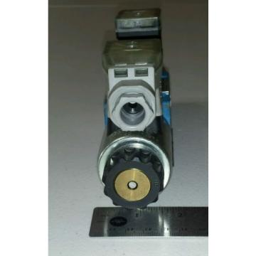 Rexroth Korea USA 4WE6E60/EG24N9Z 55LV Directional Control Valve RR00880060 Spool Type E