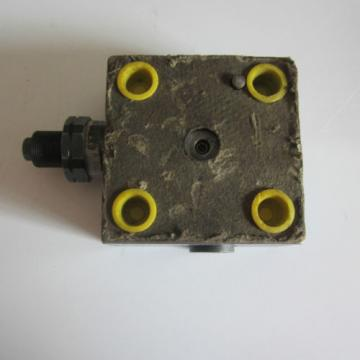 Rexroth  HYDRAULIC VALVE ASSEMBLY LFA 25DBU2B2-65/420A 100/12